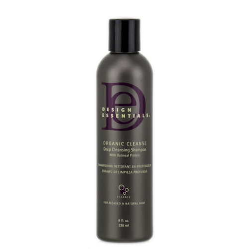 Design Essentials Organic cleanse Deep Cleansing Shampoo WIth Oatmeal Protein