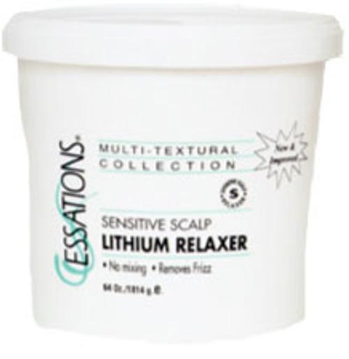 "Essations Sensitive Scalp Lithium Relaxer ""Frizz Free"""