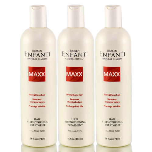 Bioken Enfanti Maxx Hair Strengthening Treatment