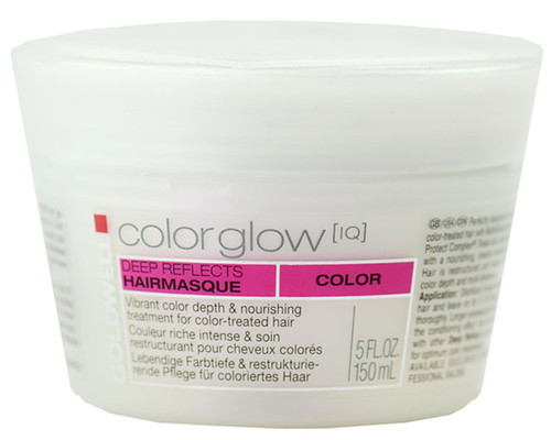 Goldwell Colorglow IQ Deep Reflects Hair Masque - Color