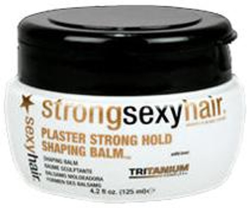 Strong Sexy Hair Plaster Strong Hold Shaping Balm