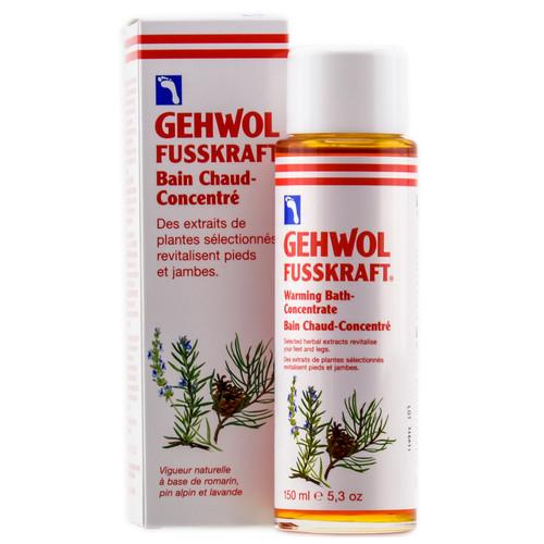 Gehwol Fusskraft Warming Bath - Concentrate