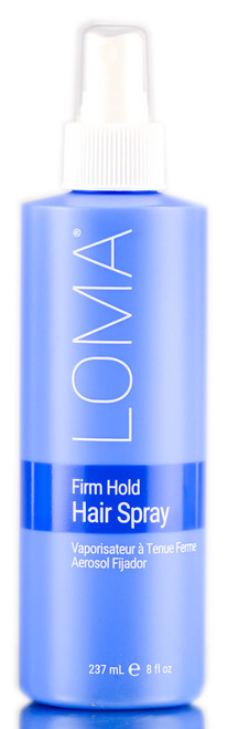 Loma Organics Firm Hold Hairspray