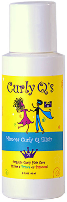 Curly Q's Mimosa Curly Q Elixir