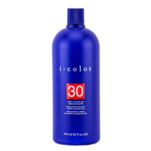 Iso I Color 30 Volume Creme Developer
