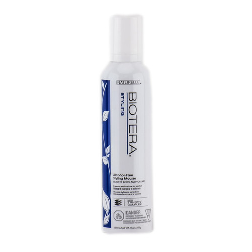 Naturelle Biotera Styling Alcohol Free Styling Mousse