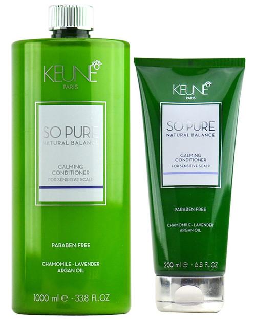Keune So Pure Natural Balance Calming Conditioner