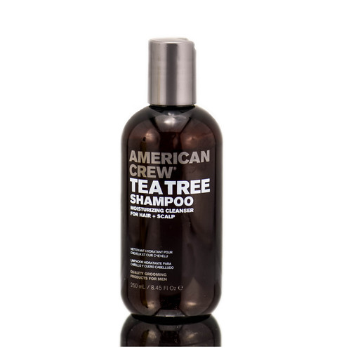American Crew Tea Tree Shampoo Moisturizing Cleaner