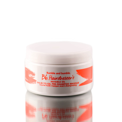 Bumble and Bumble Bb. Hairdresser's Invisible Oil Balm-to-Oil Pre-Shampoo Masque