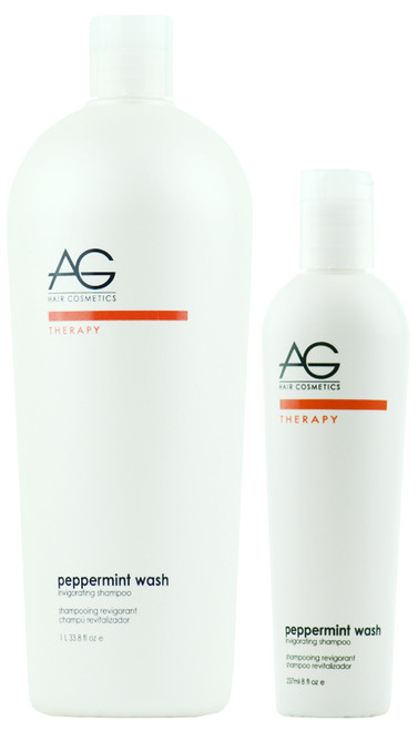 AG Peppermint Wash - active lifestyle shampoo