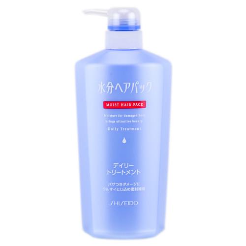 Shiseido Moist Hair Pack Daily Treatment