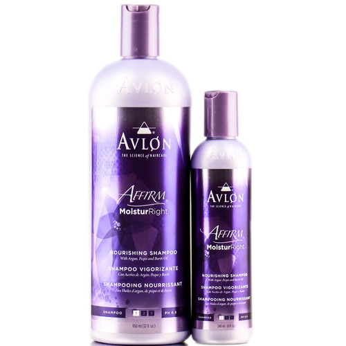 Avlon Affirm Moistur Right Nourishing Shampoo