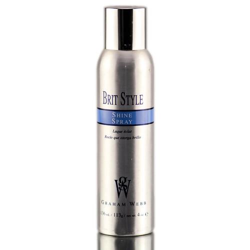 Graham Webb Brit Style Shine Spray