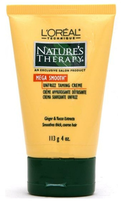 L'Oreal Nature's Therapy Mega Smooth Unfrizz Taming Creme