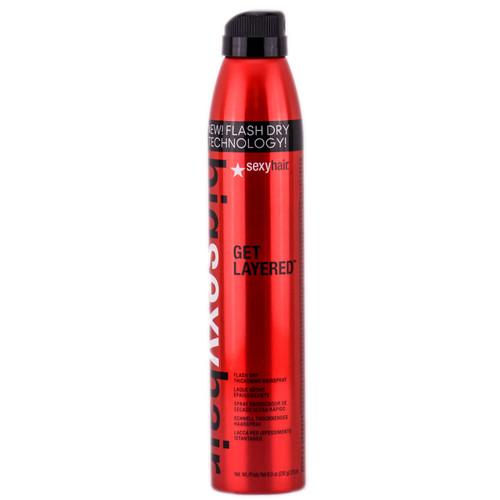 Big Sexy Hair Get Layered Flash Dry Thickening Hairspray