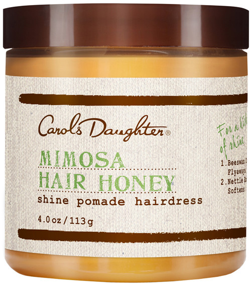 Carol's Daughter Mimosa Hair Honey Shine Pomade Hairdress