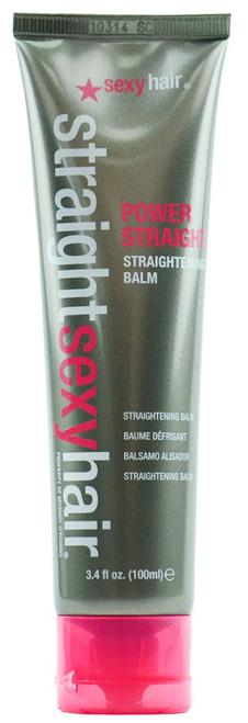 Straight Sexy Hair Power Straight Temporary Straightening Balm