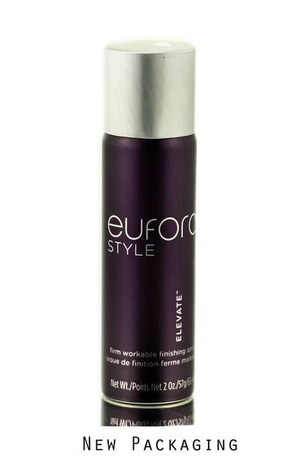 Eufora Elevate Finishing Spray - Firm-Hold Hairspray