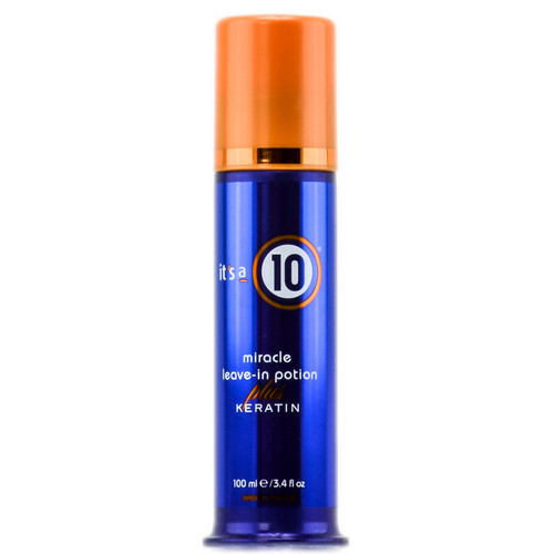 It's a 10 Ten Miracle Leave-In Potion Plus Keratin