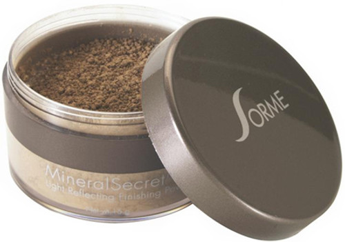 Sorme Cosmetics Mineral Secret Loose Finishing Powder