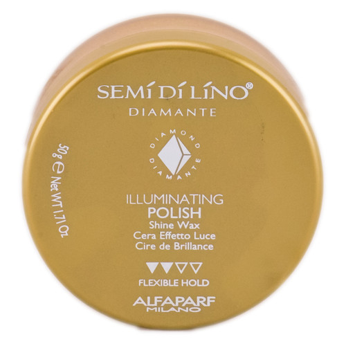 Alfaparf Semi Di Lino Diamante Illuminating Polish - shine wax