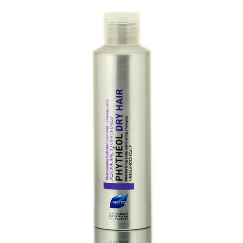 Phyto Moisturizing Scalp Exfoliating Shampoo - Phytheol for Dry Hair
