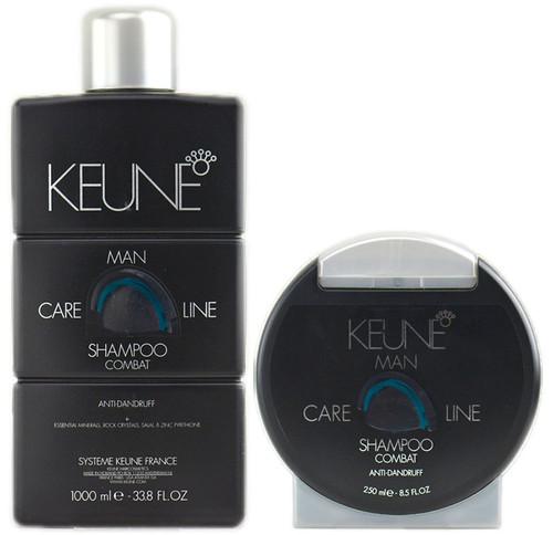 Keune Care Line Man Combat Anti-Dandruff Shampoo