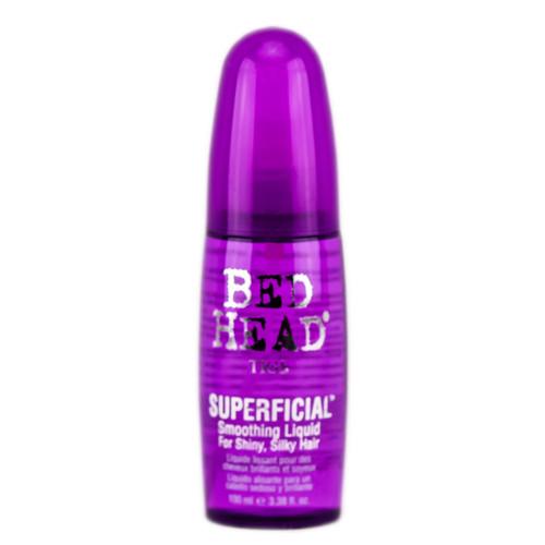 Tigi Bed Head Superficial Smoothing Liquid for shiny, silky hair