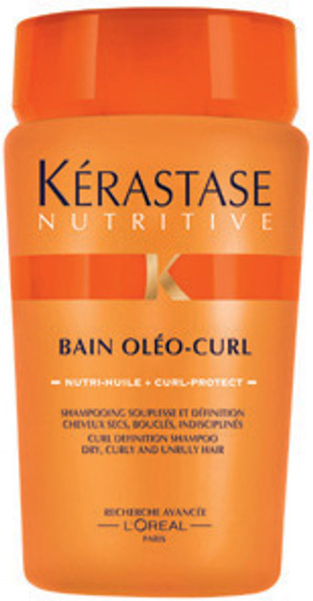 Kerastase Nutritive Bain Oleo-Curl Curl Definition Shampoo for dry curly and unruly hair