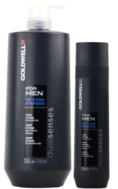 Goldwell DualSenses for Men Hair and Body Shampoo