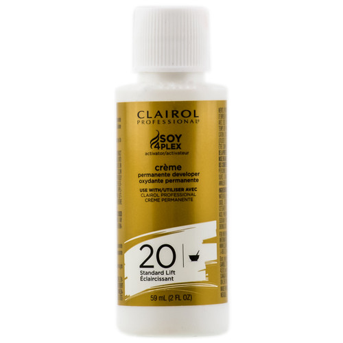 Clairol Professional Creme Permanent Developer - 20 volume