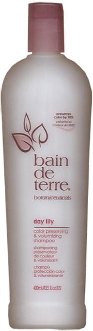 Bain de Terre Day Lily Color Preserving & Volumizing Shampoo