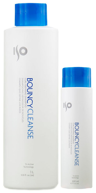 ISO Bouncy Cleanse Curl-Defining Shampoo