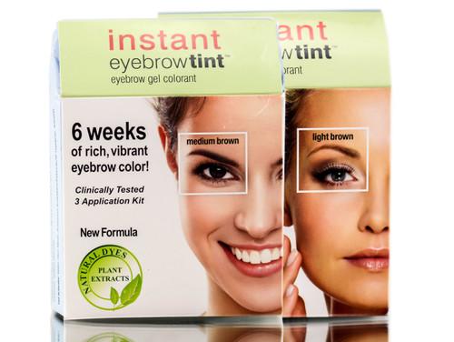 Godefroy Instant Eyebrow Tint 3 App Kit - SleekShop.com (formerly ...