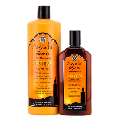 Agadir Argan Oil Daily Moisturizing Shampoo