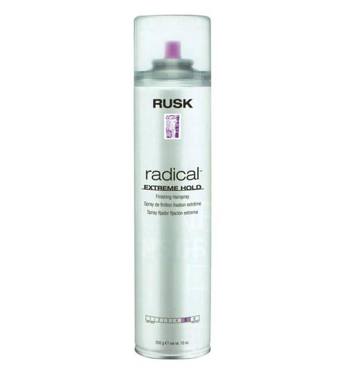 Rusk Radical Extreme Hold Hairspray