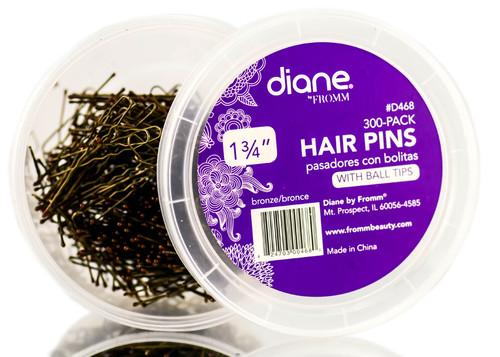 Diane Hair Pins w/ Ball Tips (300 count)