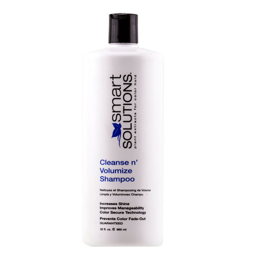 Smart Solutions Cleanse n' Volumize Shampoo