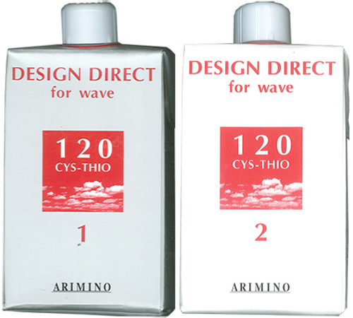 Arimino Design Direct for Wave 120 CYS-THIO 1 and 2