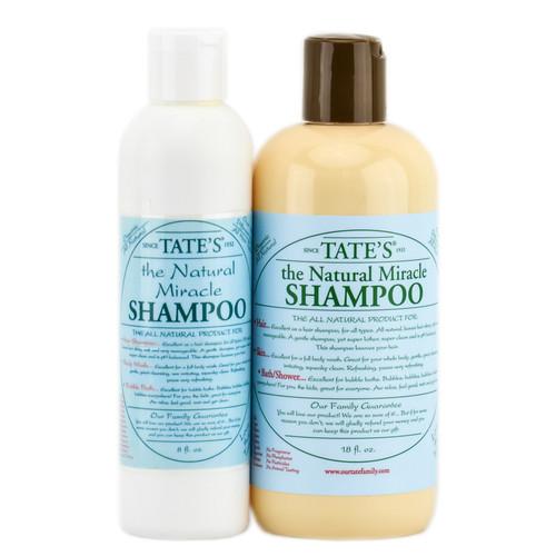 Tate's The Natural Miracle Shampoo