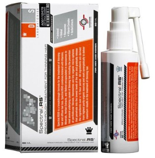 DS Laboratories Spectral RS Topical Treatment for thinning hair & other types of hair loss