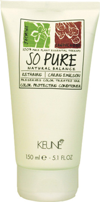 Keune So Pure Retaining Caring Emulsion Color Protecting Conditioner