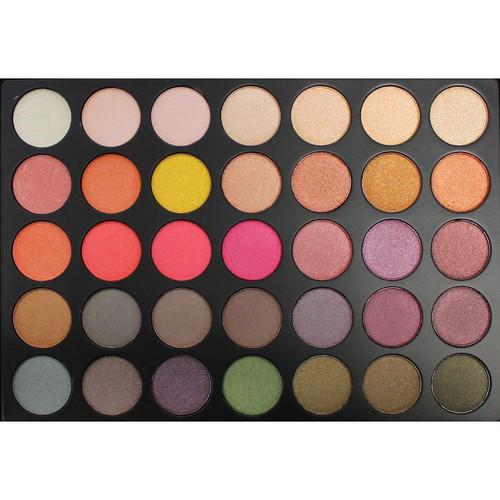 Morphe Its Bling Eye Shadow Palette - 35E