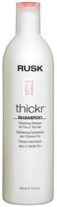 Rusk Thickr Thickening Shampoo for fine or thin hair
