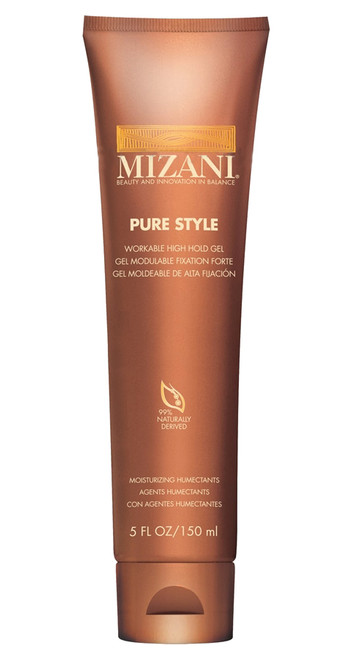 Mizani Pure Style Workable High Hold Gel