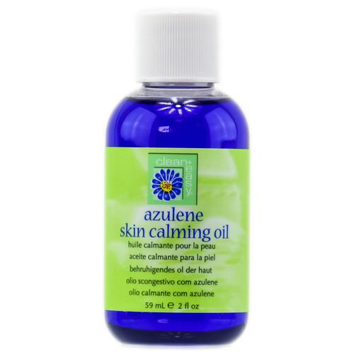 Clean + Easy Azulene Skin Calming Oil