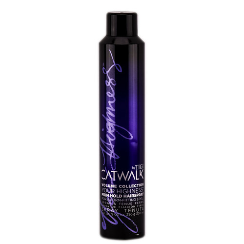 Tigi Catwalk Volume Collection - Your Highness Firm Hold Hairspray