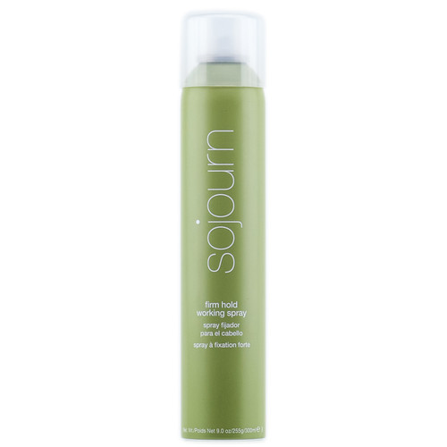 Sojourn Firm Hold Working Spray