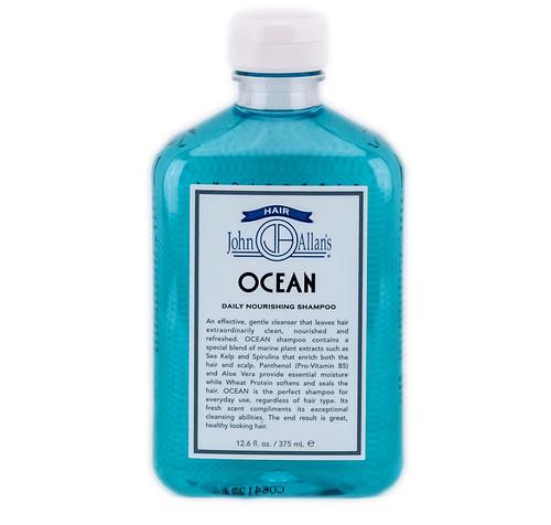 John Allan's OCEAN Daily Nourishing Shampoo
