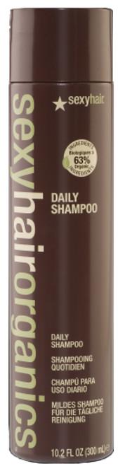 Sexy Hair Organics Daily Shampoo